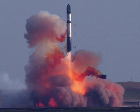 Lancement de missile en Corée du Nord