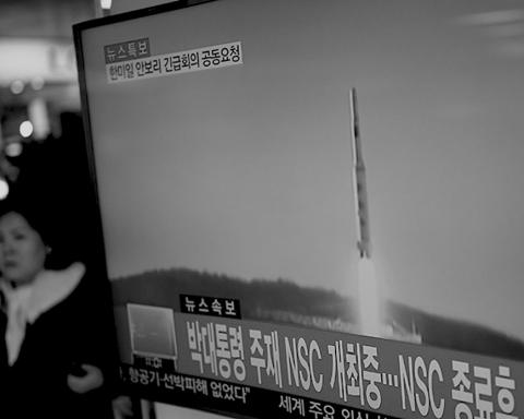 Lancement des missiles intercontinentaux par la Corée du Nord