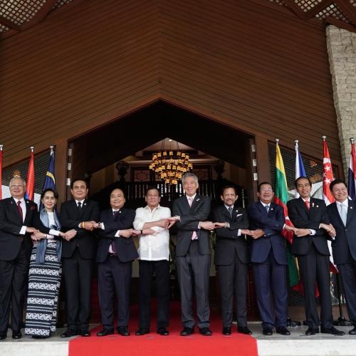 30è Sommet ASEAN à Manille 2017