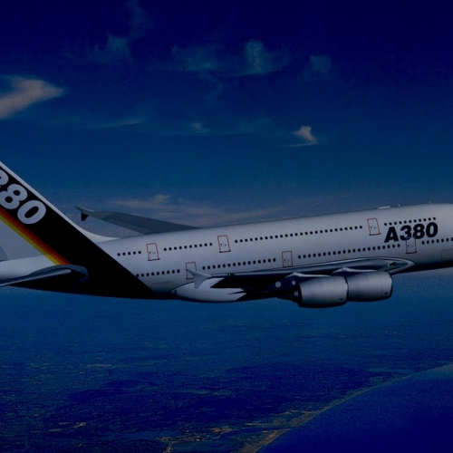 Airbus A-380 — Crédit photo © Airbus Industries