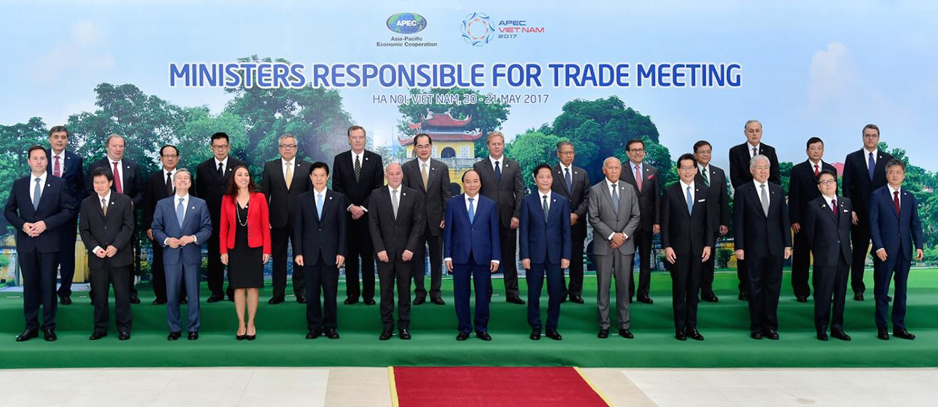 APEC Hanoi Vietnam 2017