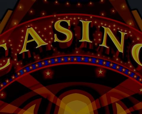 Enseigne d'un casino à Macau — Illustration — Crédit © Wikipédia (CC)
