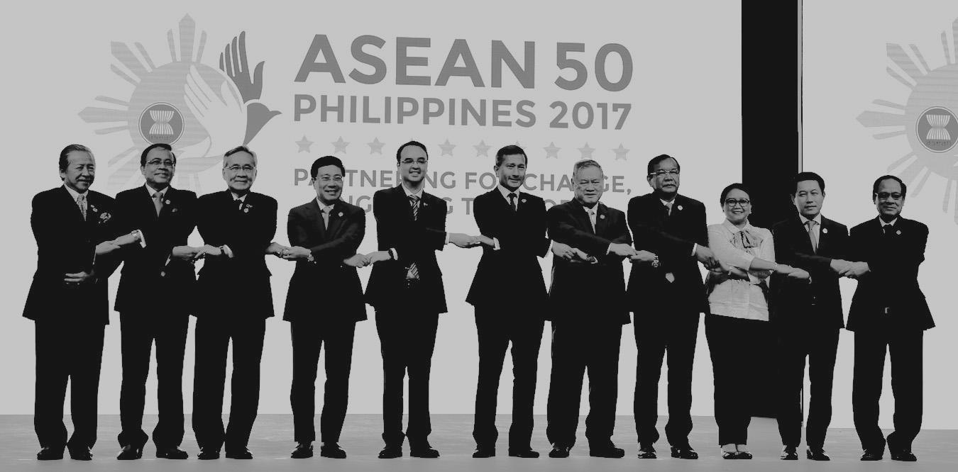 Cinquantième Anniversaire de l'ASEAN - Sommet de Manille. Crédit photo : Asean.org