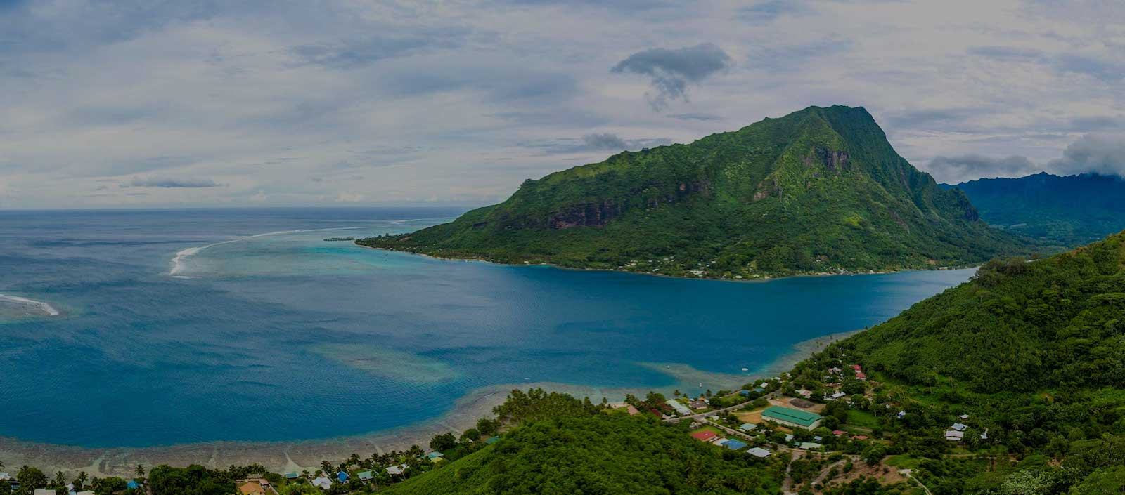 Tahiti, France — Crédit photo © Office du tourisme Tahiti