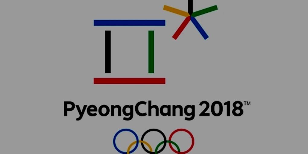 Logo des JO d'hiver PyeongChang2018