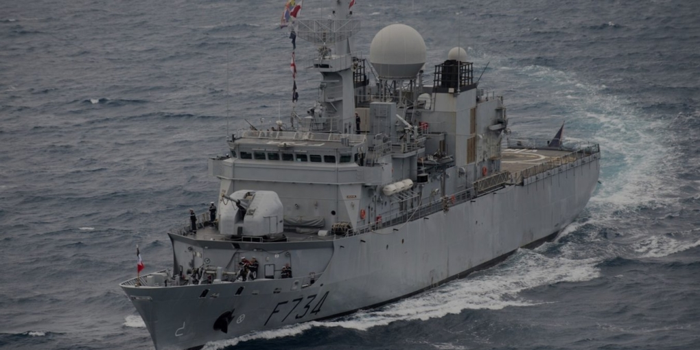 Frégate Vendémiaire Marine nationale (France) — Crédit photo © Marine Nationale / Ministère français de la défense