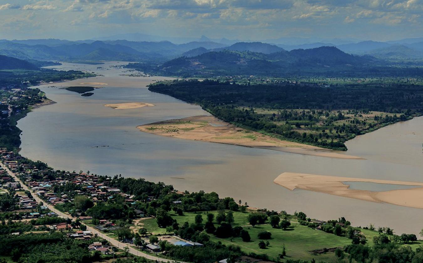 Région du Mékong. Fleuve. Photo (c) DR